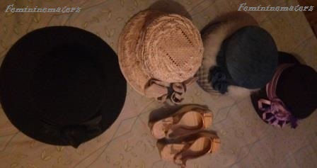 HATS AND SHOE